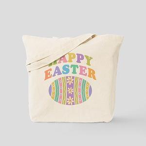Happy Easter Egg Tote Bag