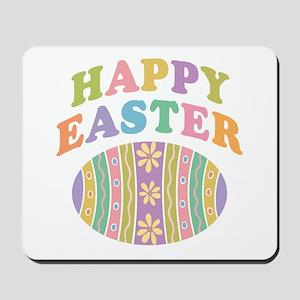 Happy Easter Egg Mousepad