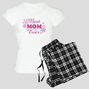 Best Mom Ever fl 1.1 Women's Light Pajamas