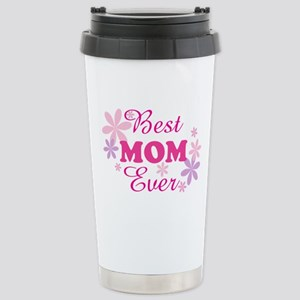 Best Mom Ever fl 1.1 Stainless Steel Travel Mug