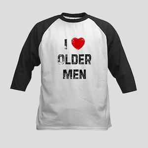 I * Older Men Kids Baseball Jersey