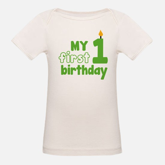 First Birthday Tee