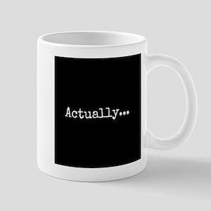 Know-It-All Mug