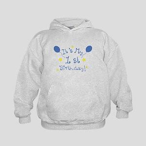 First Birthday Kids Hoodie