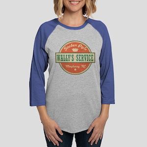 Wally's Service - Goober Pyle Womens Baseball Tee