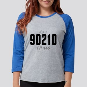 It's a 90210 Thing Womens Baseball Tee