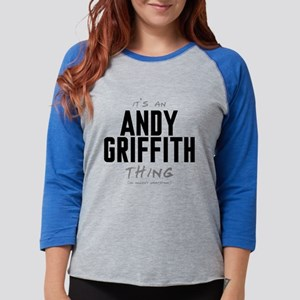 It's an Andy Griffith Thing Womens Baseball Tee