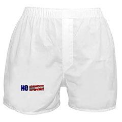No Bush Boxer Shorts