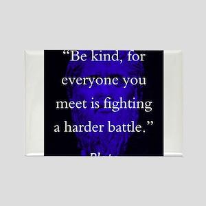 Be Kind - Plato Magnets