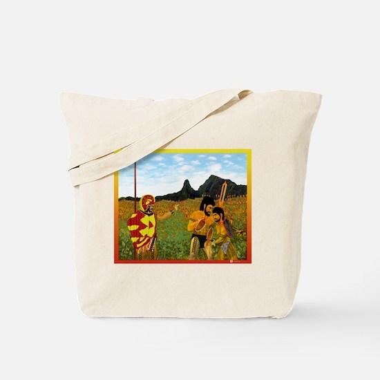 Tote Bag, Defending Iao Valley