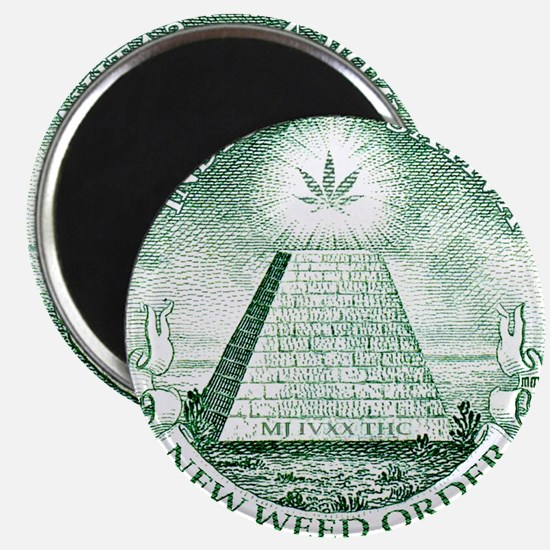 New Weed Order by mouseman Magnet