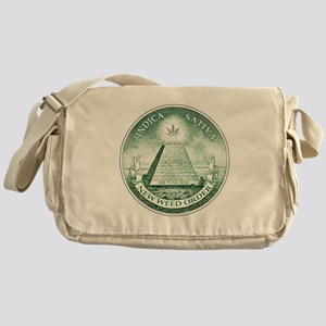New Weed Order by mouseman Messenger Bag