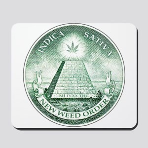 New Weed Order by mouseman Mousepad