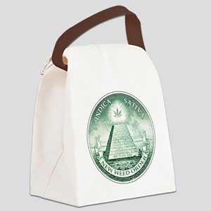 New Weed Order by mouseman Canvas Lunch Bag