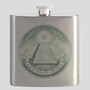 New Weed Order by mouseman Flask