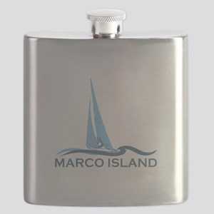 Marco Island - Sailing Design. Flask