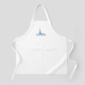 Marco Island - Sailing Design. Apron