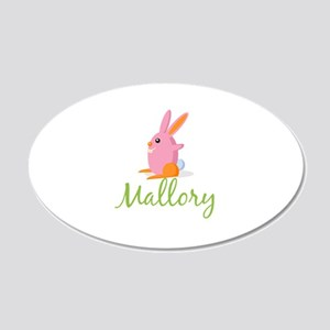 Easter Bunny Mallory Wall Decal