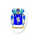 Baudinet 35x21 Oval Wall Decal
