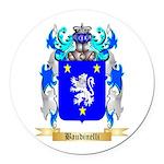 Baudinelli Round Car Magnet
