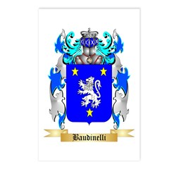 Baudinelli Postcards (Package of 8)