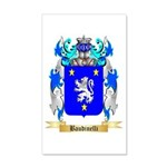 Baudinelli 20x12 Wall Decal