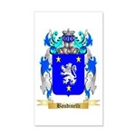 Baudinelli 35x21 Wall Decal