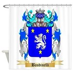 Baudinelli Shower Curtain