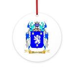 Baudichon Ornament (Round)