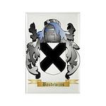 Baudewijns Rectangle Magnet (100 pack)