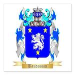 Baudesson Square Car Magnet 3