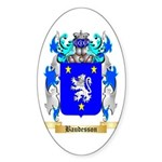 Baudesson Sticker (Oval 10 pk)