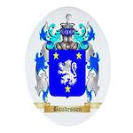 Baudesson Ornament (Oval)