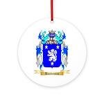 Baudesson Ornament (Round)