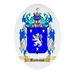 Baudasso Ornament (Oval)