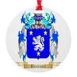 Baudassi Round Ornament
