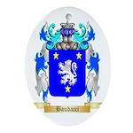 Baudacci Ornament (Oval)