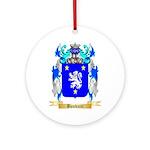 Baudacci Ornament (Round)