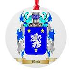 Baud Round Ornament
