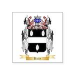 Batty Square Sticker 3