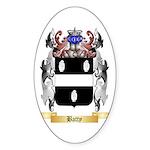 Batty Sticker (Oval)