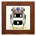 Batty Framed Tile