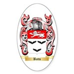Batts Sticker (Oval)