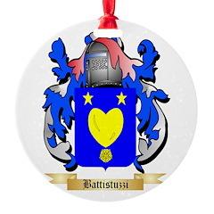 Battistuzzi Ornament