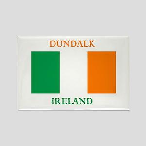 Dundalk Ireland Rectangle Magnet