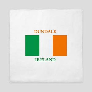 Dundalk Ireland Queen Duvet