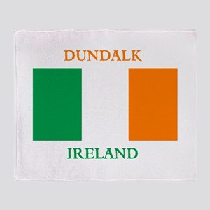 Dundalk Ireland Throw Blanket