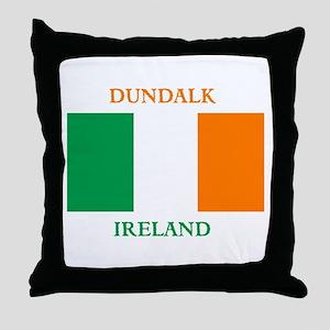 Dundalk Ireland Throw Pillow