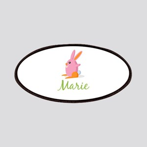 Easter Bunny Marie Patches