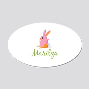 Easter Bunny Maritza Wall Decal